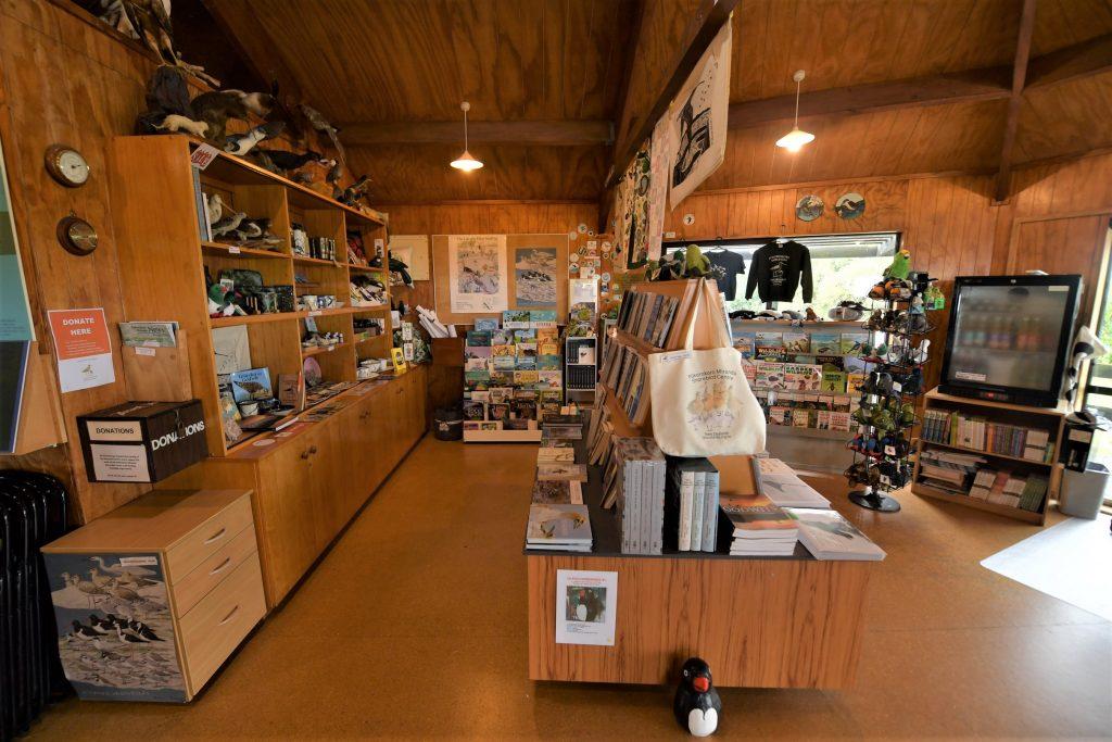 Shorebird Centre Bookshop