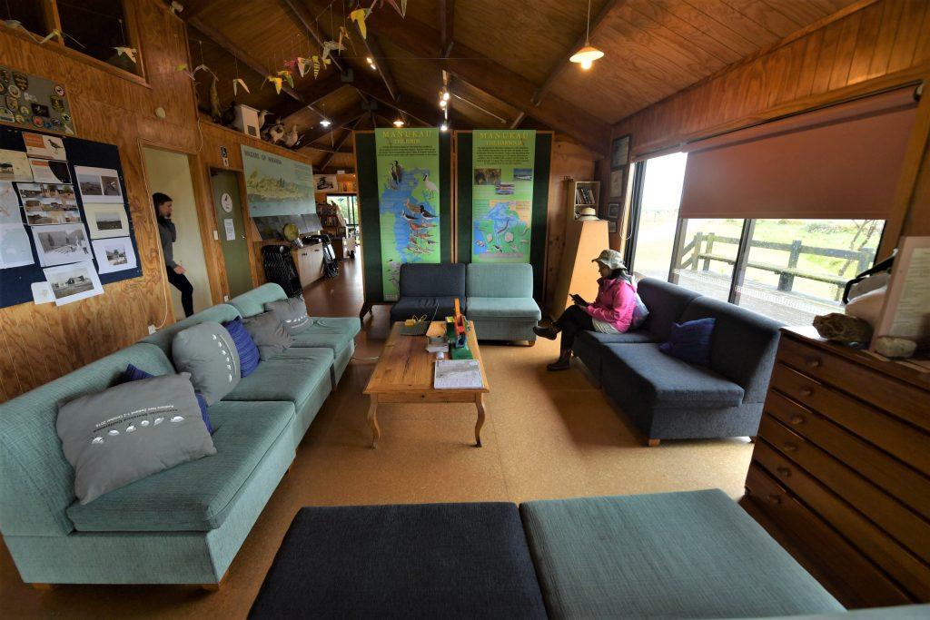 Accomodation at the Shorebird Centre